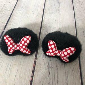 DISNEY Mini Mouse Hair Clips
